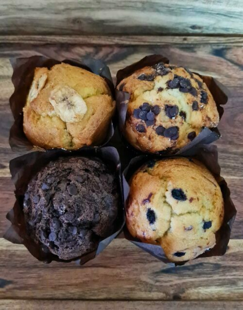 Mixed Muffins