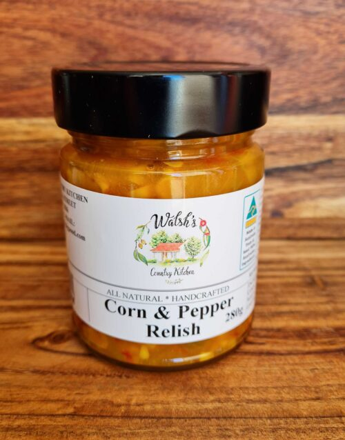 Walshes Corn Pepper Relish