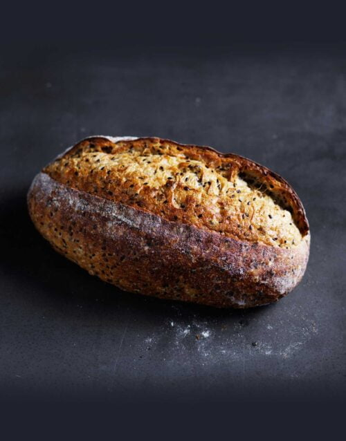 Sonoma Soy Linseed Sourdough